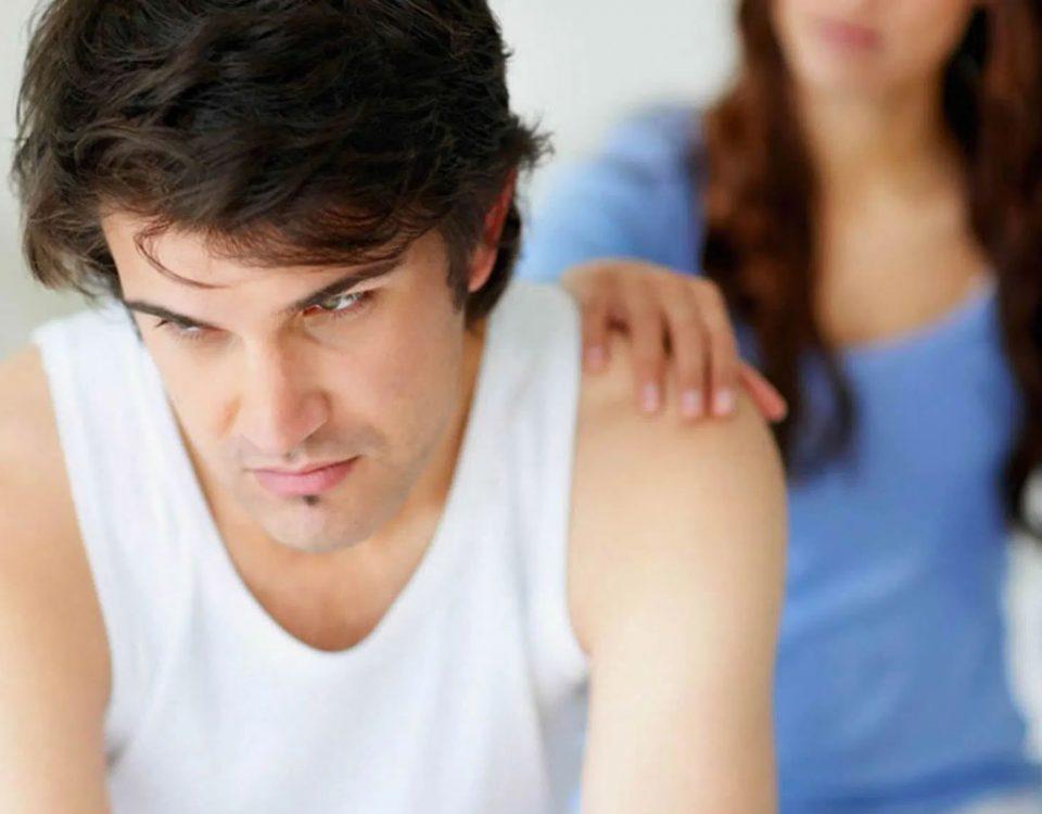 Erkeklerdeki erken bosalma kadinlari etkiler mi