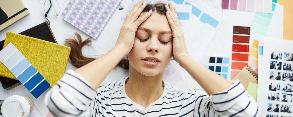 Stres nedenleri ve belirtileri