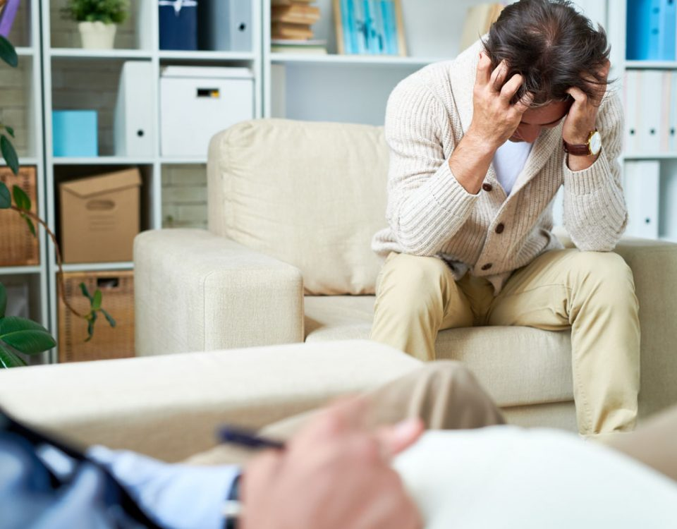 Erkeklerde depresyon nedenleri