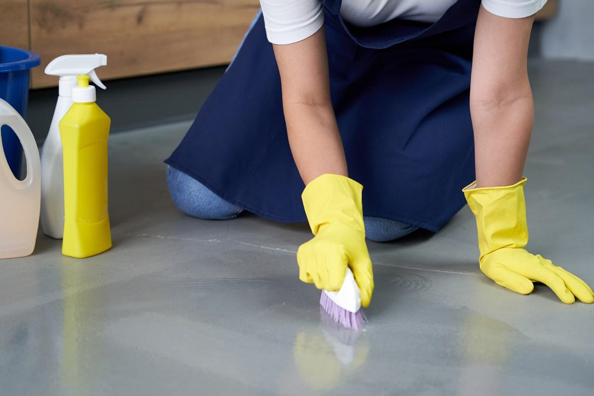 OKB'de Temizlik Takıntısı Belirtileri