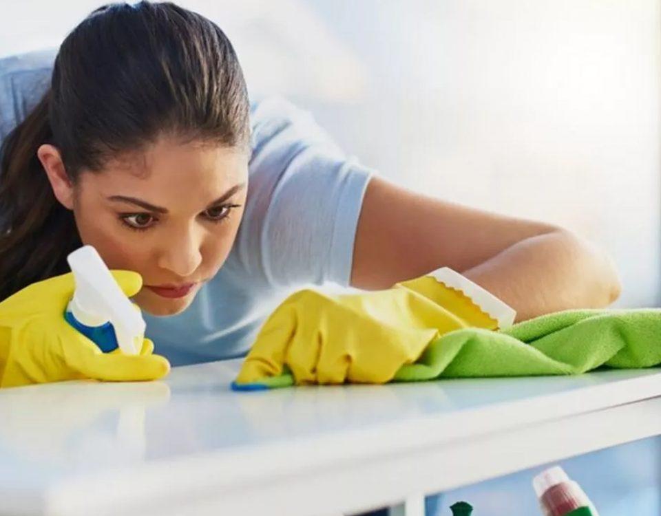 OKB'de Temizlik Takıntısı